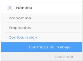APARTADO CONFIGURACIÓN