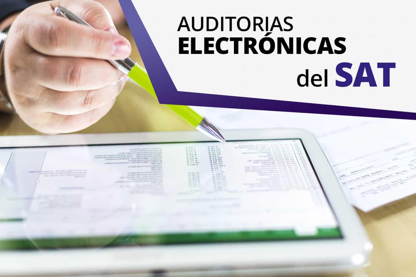 Auditorias SAT