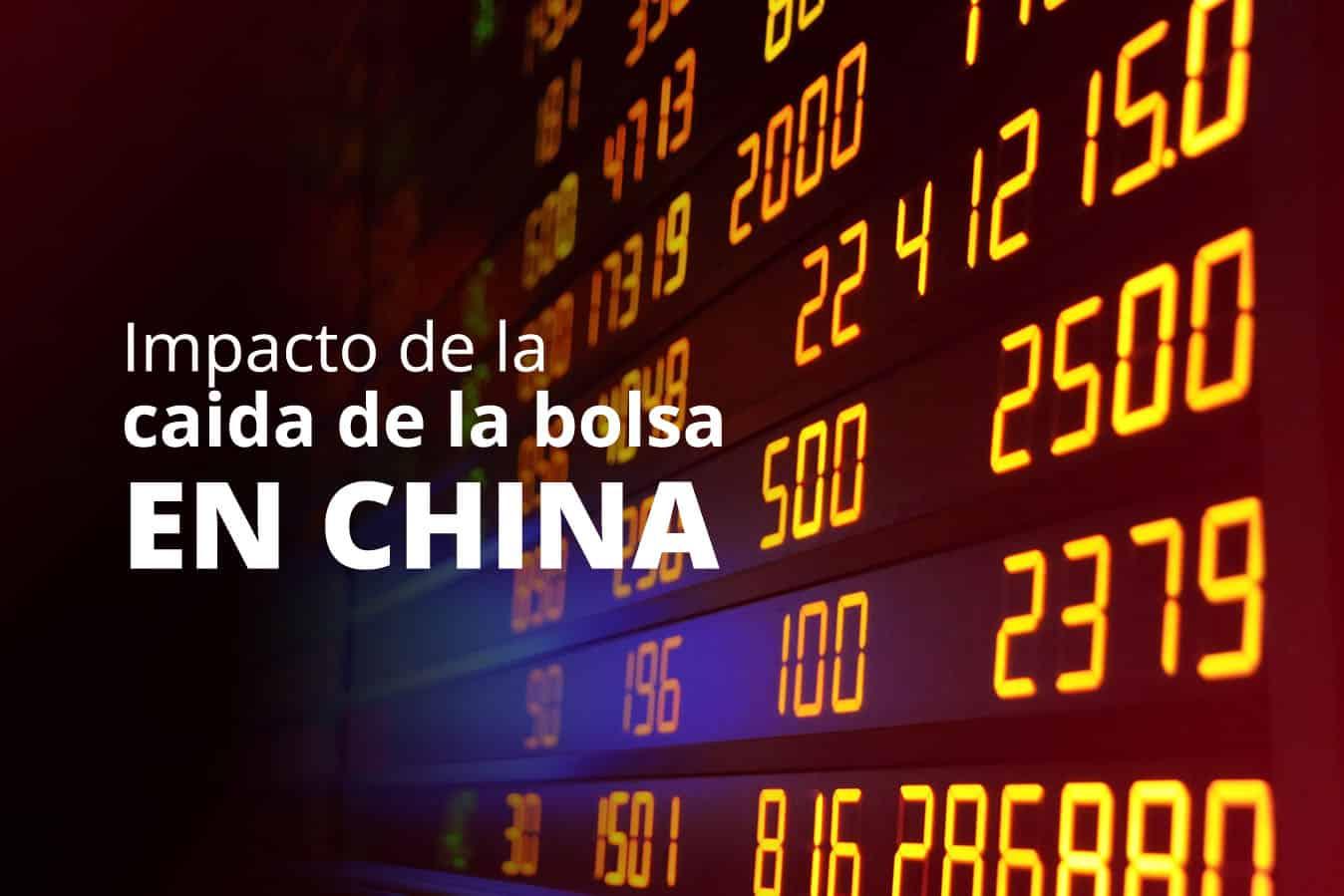 La caída de la bolsa asiática en su primer día del año 2016 golpea fuertemente a mercados de Europa, EU y México