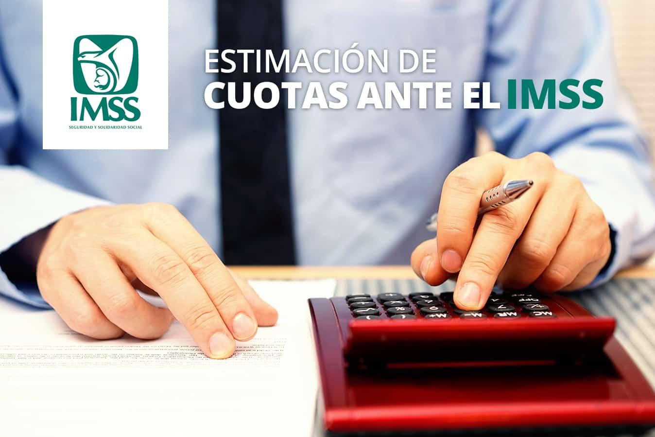Si los patrones no cumplen con dichas imposiciones, el Instituto está facultado para iniciar la aplicación del procedimiento de estimación de las cuotas obrero-patronales