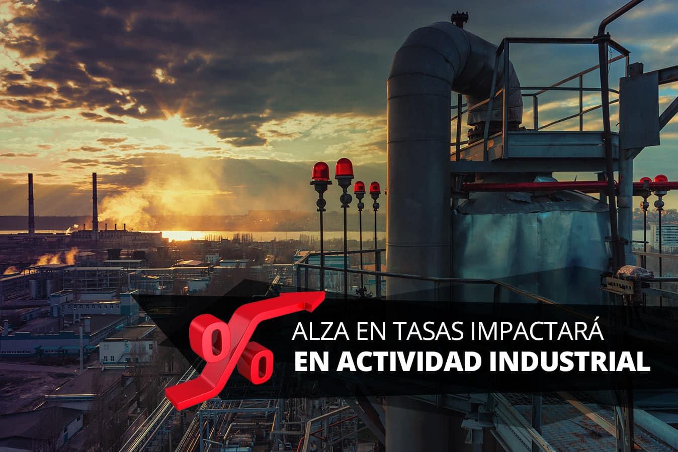 El sector industrial advirtió sobre los efectos, en la actividad productiva, del aumento de las tasas de interés, que se prevé continuará a lo largo del 2016
