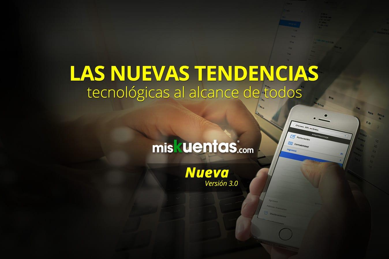 Las nuevas tendencias tecnológicas al alcance de todos