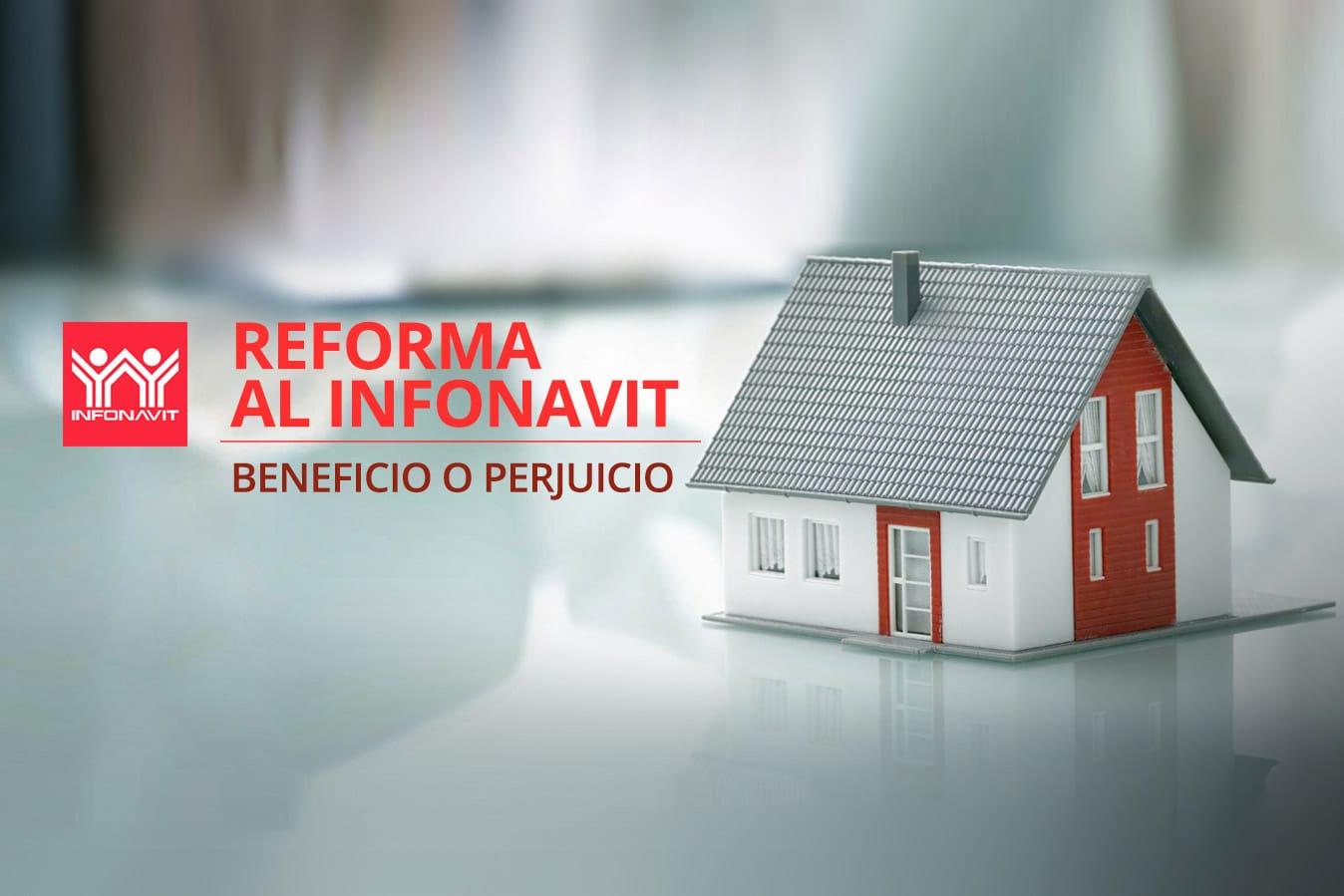 El 26 de abril de este año, Enrique Peña Nieto Promulgo una Reforma a la ley del INFONAVIT, la cual beneficiaria al sector trabajador, señaló el mandatario