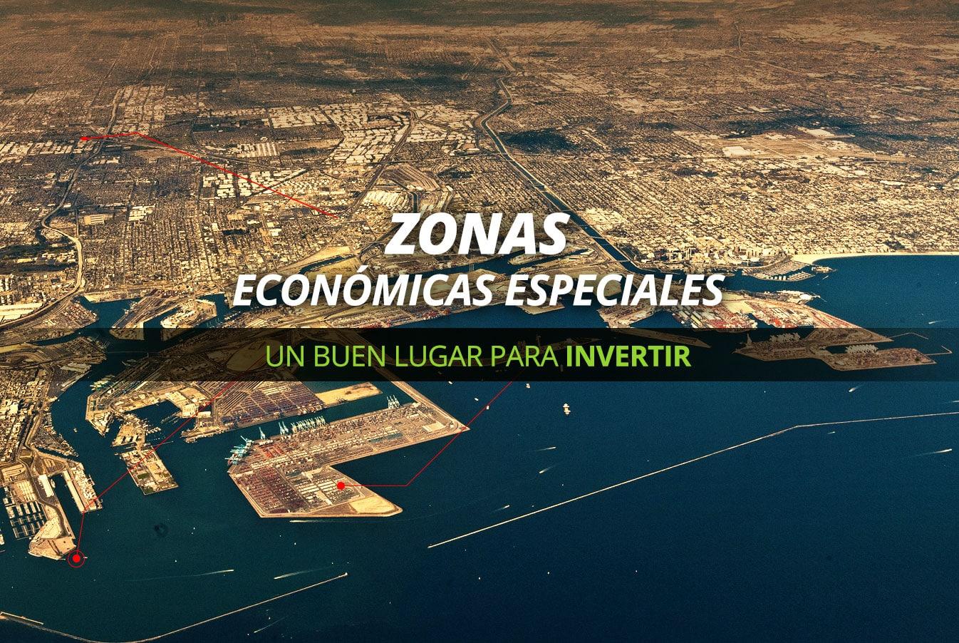 Resultado de imagen para zonas económicas especiales