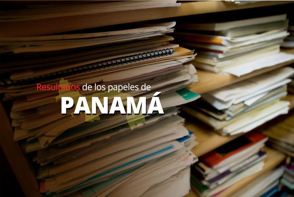 El SAT realizó la publicación de los avances de la investigación, que hasta el momento ha dando como resultado los Papeles de Panamá