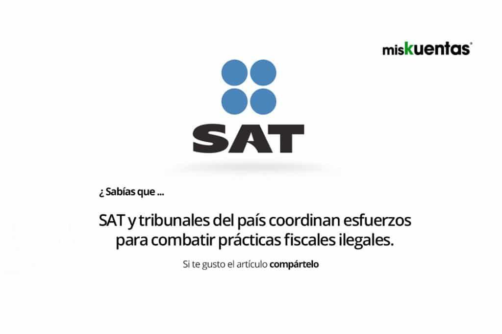 El SAT y Tribunales combatirán prácticas fiscales ilegales 1