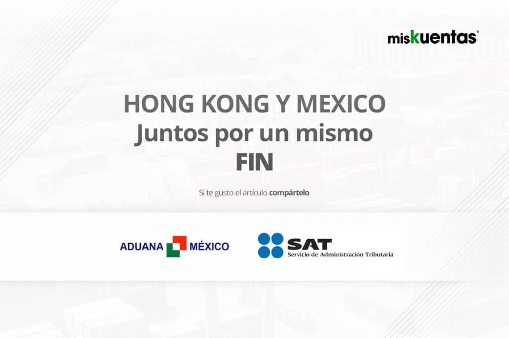 HONG KONG Y MÉXICO JUNTOS POR UN MISMO FIN 1