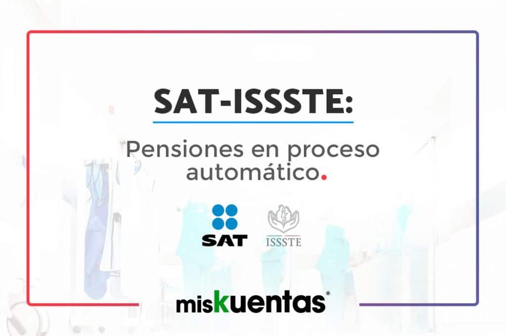 Servicio de Administración Tributaria da  a conocer la firma de un convenio entre la SAT  y el ISSSTE