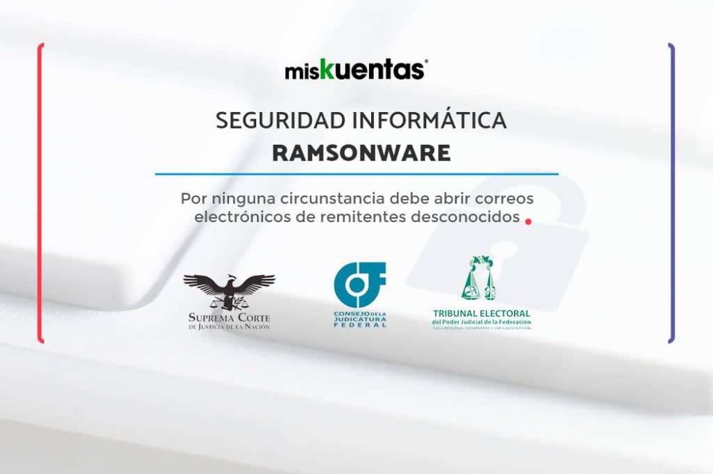 Boletín informativo de seguridad informática para los usuarios de los servicios informáticos