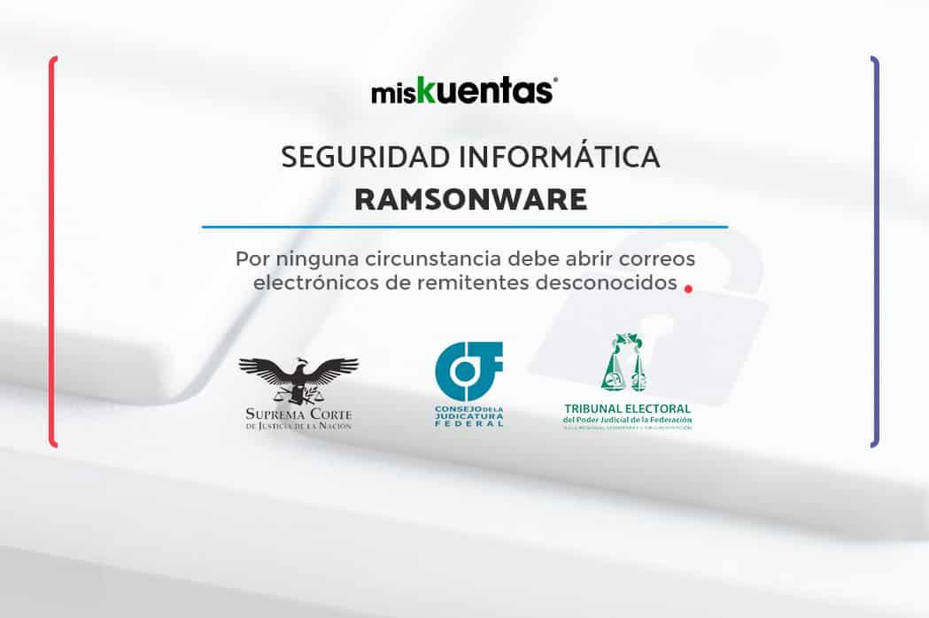"""El ataque de """"ransomware"""" y por qué enloquece al mundo a la seguridad informatica."""