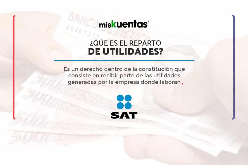 El reparto de utilidades es un derecho constitucional de los trabajadores de recibir parte de las utilidades generadas por la empresa donde laboran