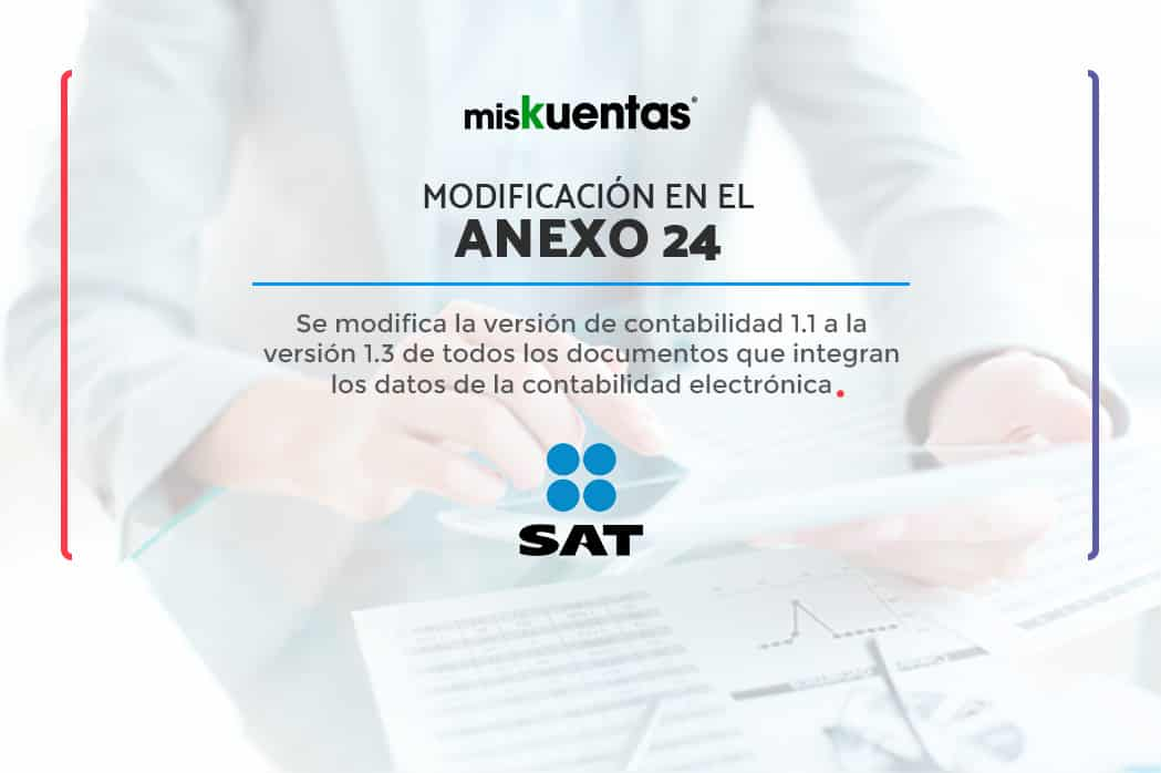 Contabilidad electrónica versión 1.3 Para hacer posible la comunicación precisa entre el SAT y un tercero.