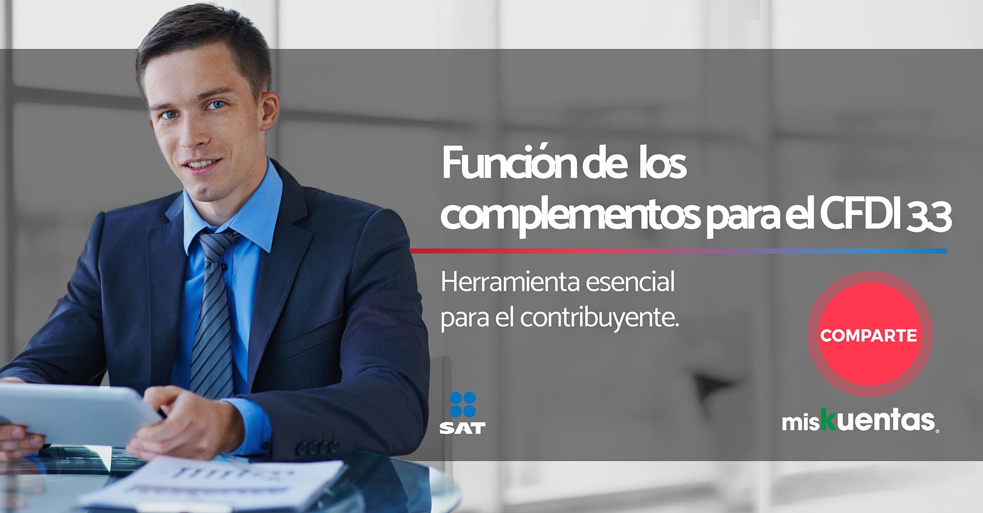 Las versiones de complementos nos permiten incluir información sobre un sector o actividad específica, y se dividen en dos tipos: Los complementos y los complementos para los conceptos