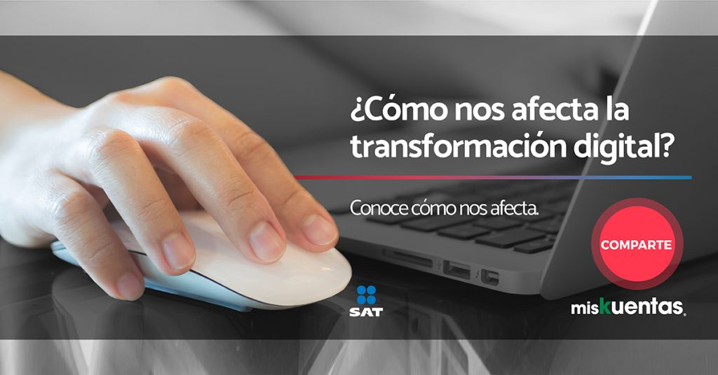 ¿Cómo nos afecta la transformación digital? 1