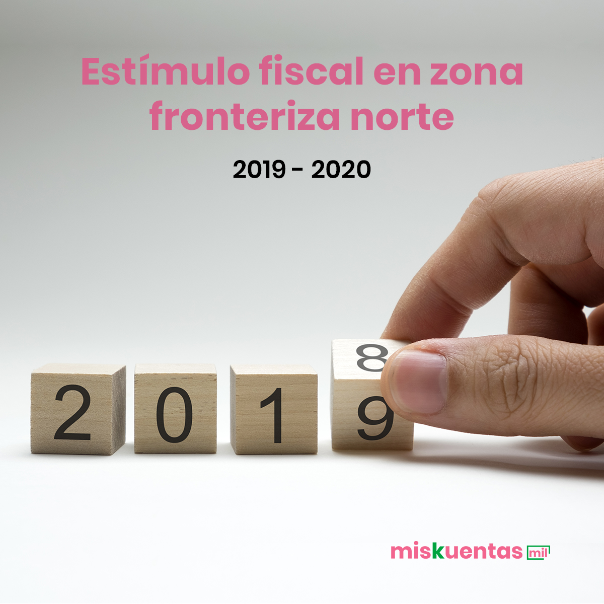 Estímulo fiscal a los contribuyentes en zona fronteriza norte, tanto para personas físicas y morales, para incentivar la inversión y la calidad de vida
