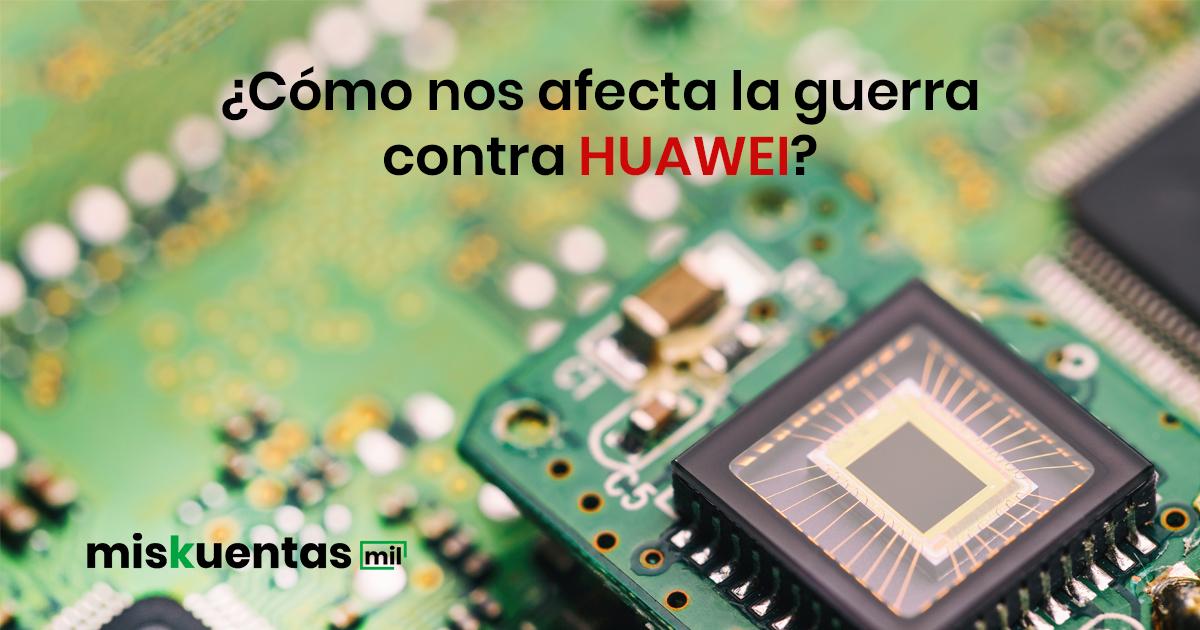 Huawei es actualmente la tercer empresa líder en producción y venta de aparatos de telefonía celular en todo el mundo