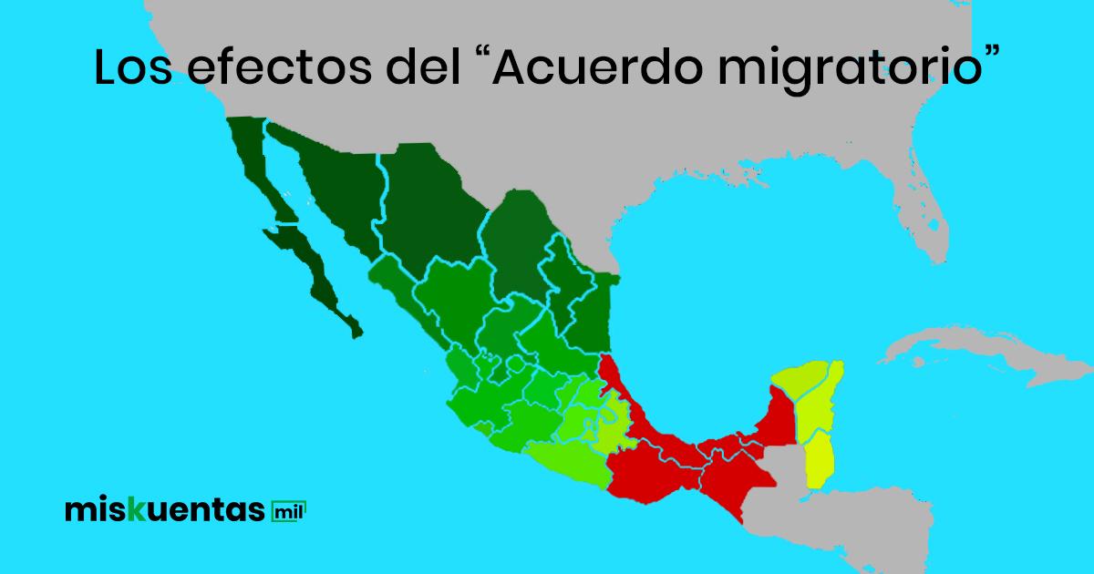 Para algunos analistas el episodio sobre el acuerdo migratorio, que no acaba de concluir entre México y EU ha sido : la peor crisis dentro de la relación bilateral