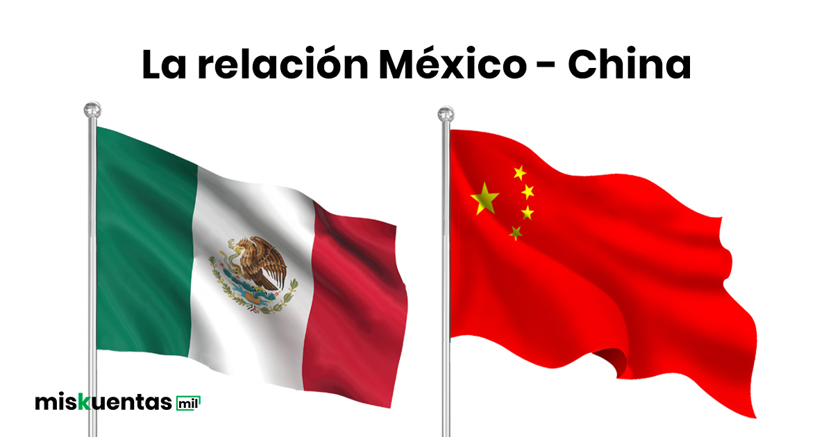 ¿En que nos beneficia tener una relación comercial más estrecha entre Mexico-China?