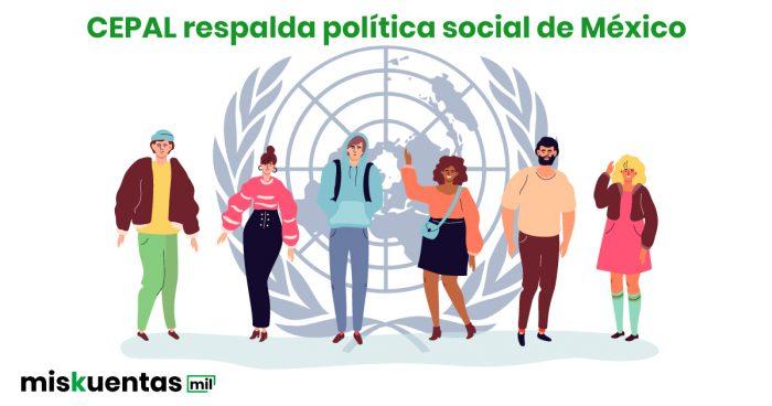 CEPAL confía en política social del Gobierno