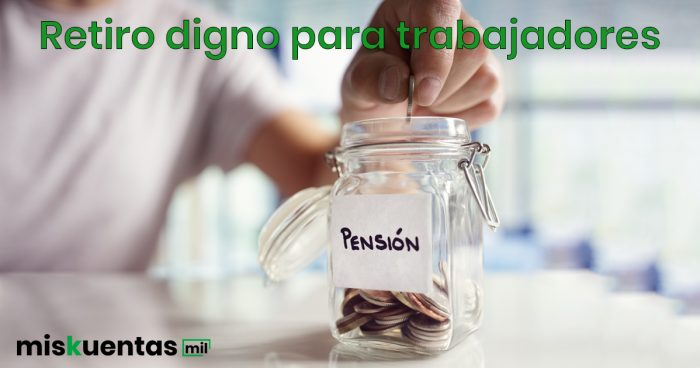 Hacienda aumentaría edad de retiro y tasa de ahorro